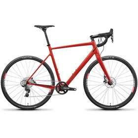 "Santa Cruz Stigmata 2.1 CC CX1 Cyclocross Bike 28"" red"